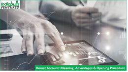 What is a demat account