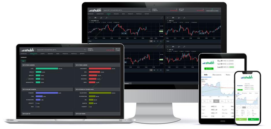 Online Intraday Trading Web Platform - Dhani Stocks Web